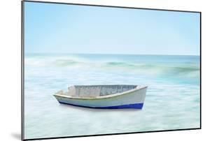 Boat on a Beach I by James McLoughlin