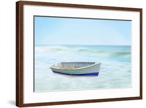 Boat on a Beach I by James McLoughlin