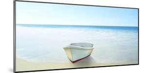 Boat on a Beach III by James McLoughlin
