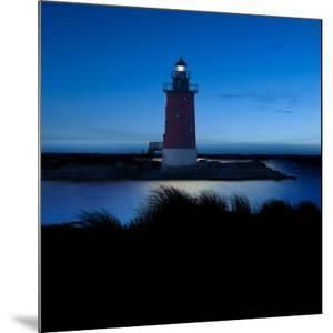 Lighthouse at Night IV by James McLoughlin