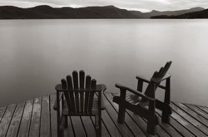 Two Chairs by James McLoughlin
