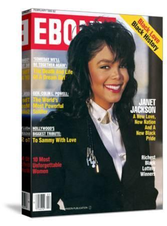 Ebony February 1990