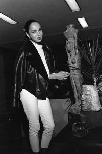 Sade, 1985 by James Mitchell