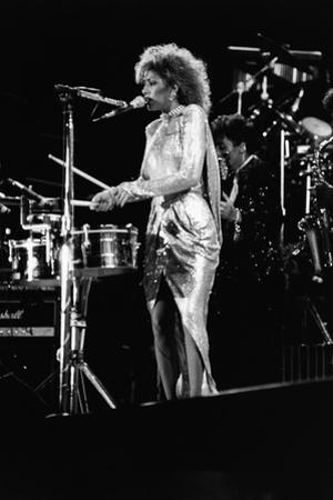 Sheila E, Purple Rain Tour 1985