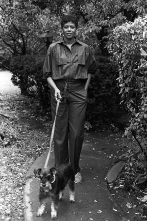 Wilma Rudolph, 1984