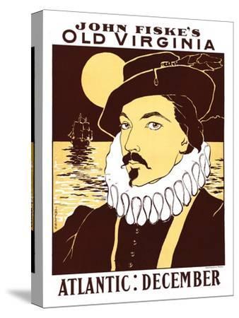 Atlantic: December, John Fiske's Old Virginia