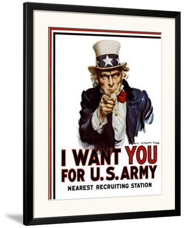 I Want You for the U.S. Army, c.1917