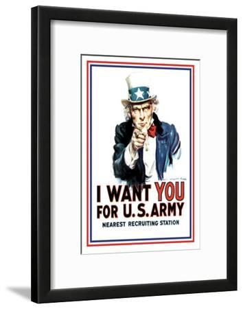 I Want You for the U.S. Army