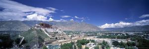Potala Palace, Lhasa, Tibet by James Montgomery Flagg