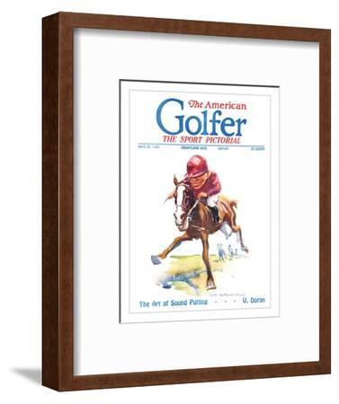 The American Golfer April 22, 1922