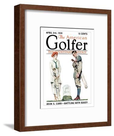 The American Golfer April 4, 1920