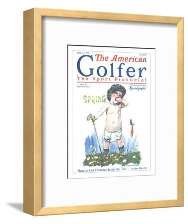 The American Golfer April 4, 1925