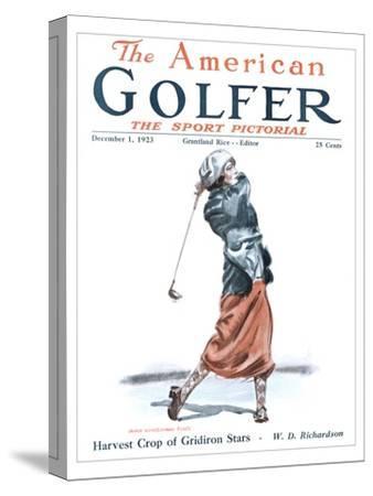 The American Golfer December 1, 1923