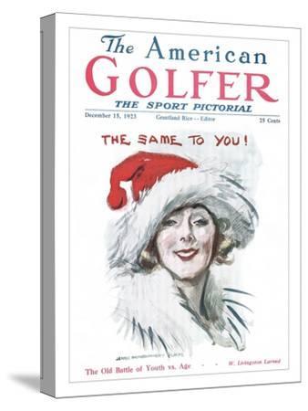 The American Golfer December 15, 1923