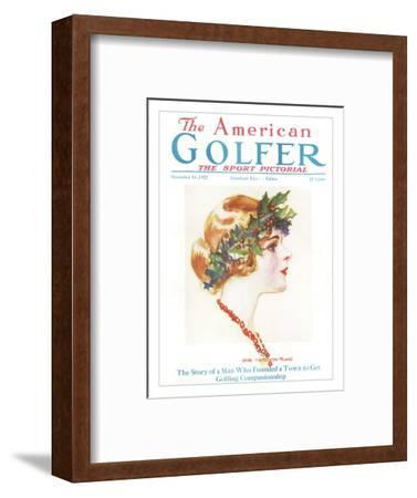 The American Golfer December 16, 1922