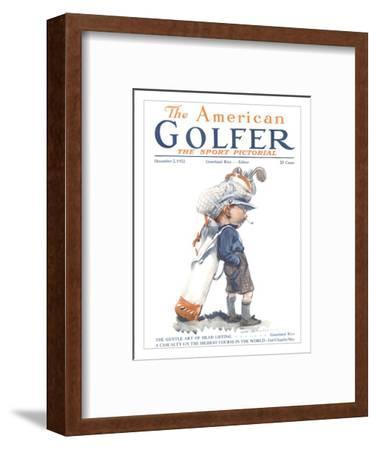 The American Golfer December 2, 1922