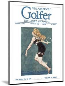 The American Golfer December 31, 1921 by James Montgomery Flagg