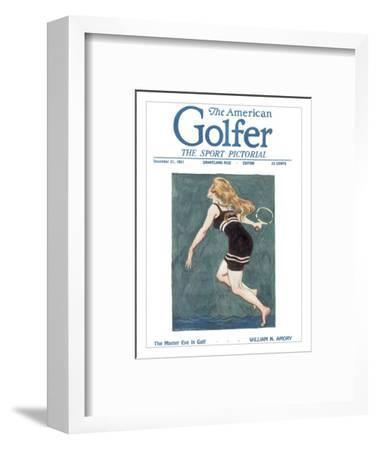 The American Golfer December 31, 1921