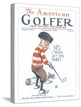 The American Golfer February 24, 1923