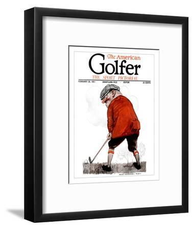 The American Golfer February 26, 1921