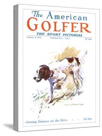 The American Golfer February 9, 1924