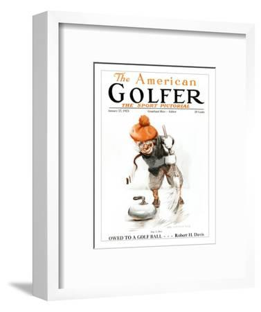 The American Golfer January 23, 1923