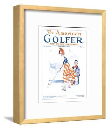 The American Golfer July 12, 1924