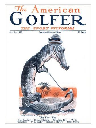 The American Golfer July 14, 1923