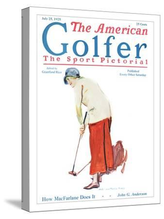 The American Golfer July 25, 1925