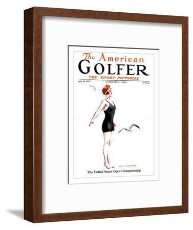 The American Golfer July 28, 1923