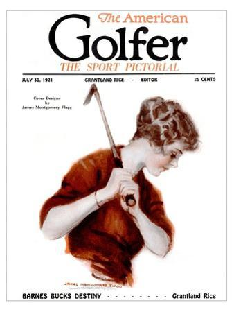 The American Golfer July 30, 1921