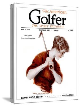 The American Golfer July 30, 1921