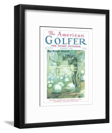 The American Golfer June 14, 1924