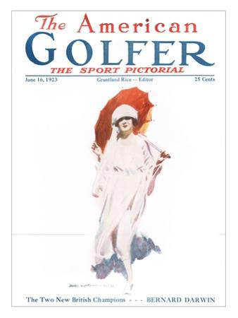 The American Golfer June 16, 1923
