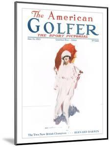The American Golfer June 16, 1923 by James Montgomery Flagg