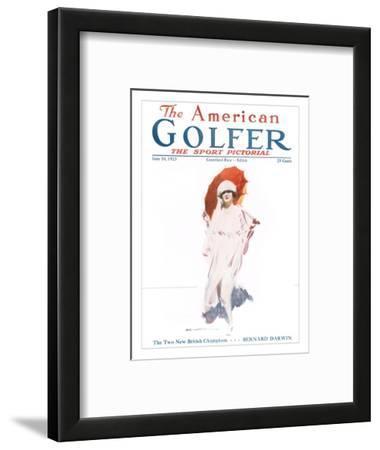 The American Golfer June 16, 1923