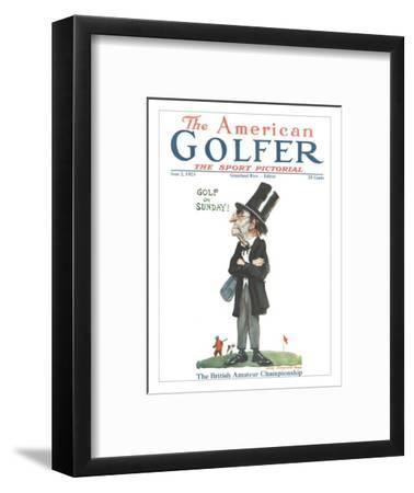 The American Golfer June 2, 1923