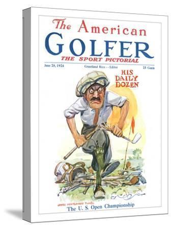The American Golfer June 28, 1924