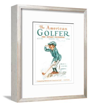 The American Golfer May 17, 1924