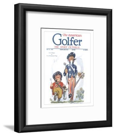 The American Golfer May 21, 1921