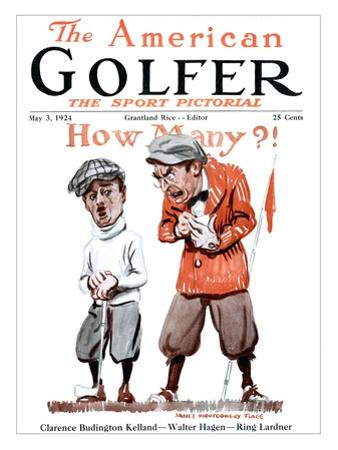 The American Golfer May 3, 1924