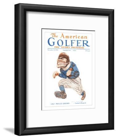 The American Golfer November 18, 1922