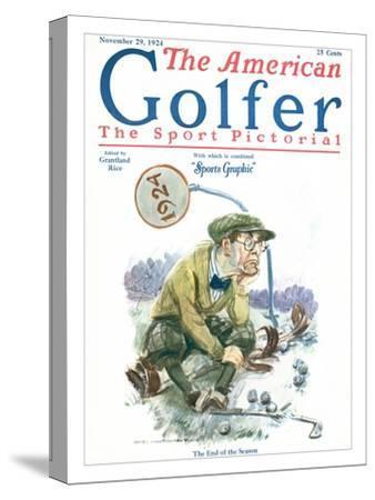 The American Golfer November 29, 1924