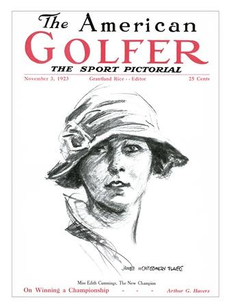 The American Golfer November 3, 1923