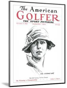 The American Golfer November 3, 1923 by James Montgomery Flagg