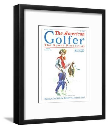 The American Golfer October 4, 1924