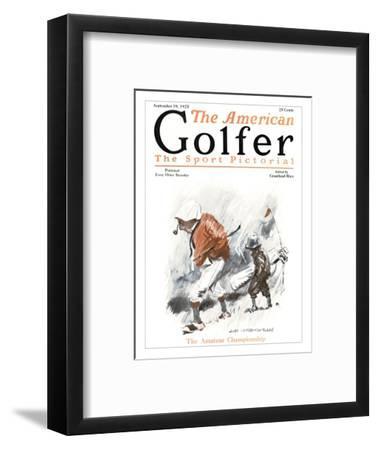 The American Golfer September 19, 1925