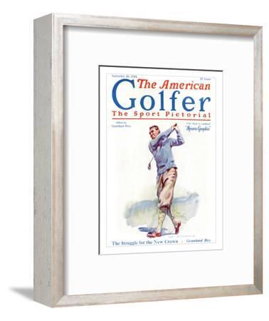 The American Golfer September 20, 1924
