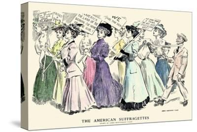 The American Suffragettes