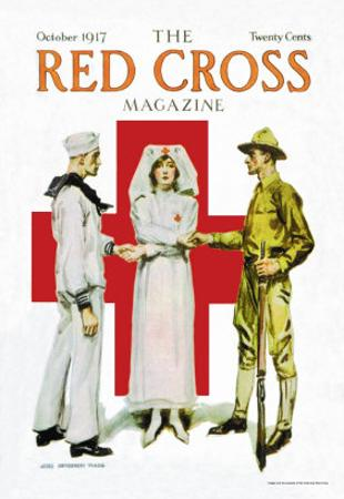 The Red Cross Magazine, October 1917